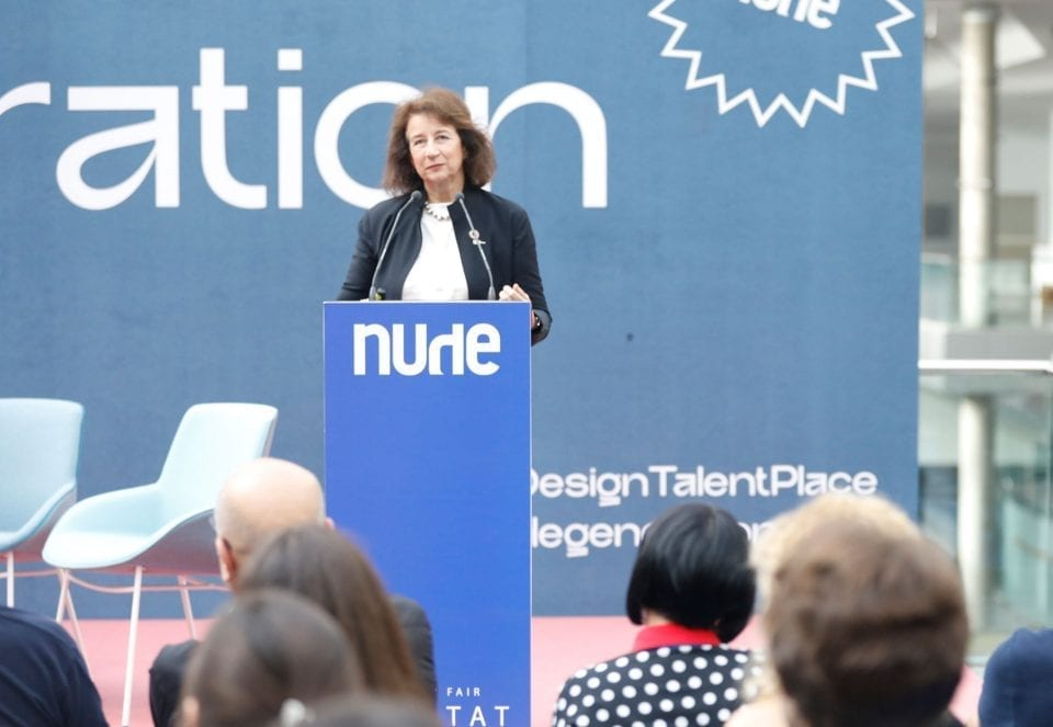 """Luisa Bocchietto: """"Design is a tool for change and it will serve to improve Valencia"""""""