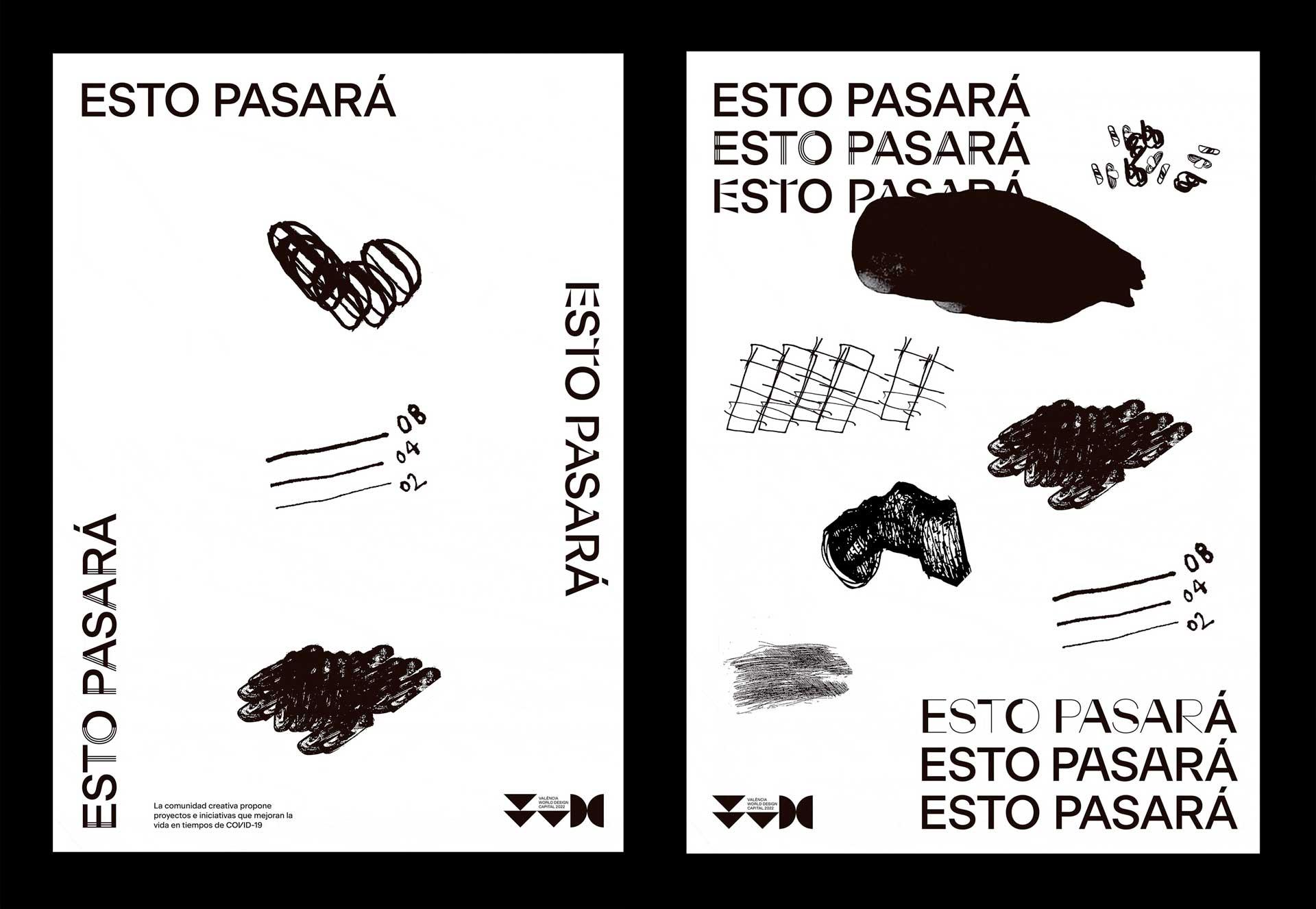 "#EstoPasará (""This too shall pass""), the creative platform"