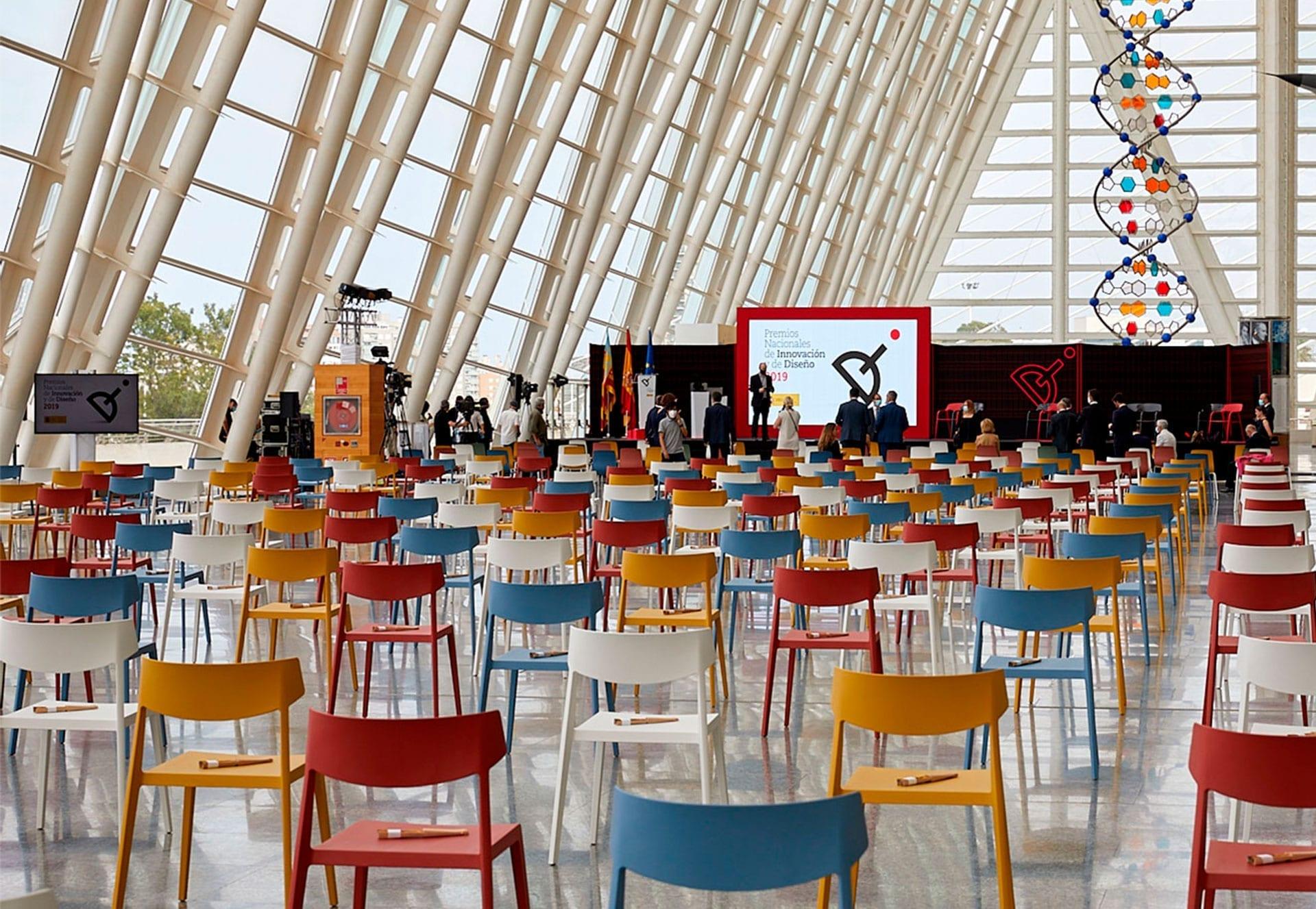 Valencia hosts the National Innovation and Design Awards 2019