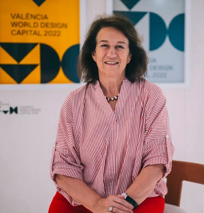 """Luisa Bocchietto: """"Design is a tool for change"""""""