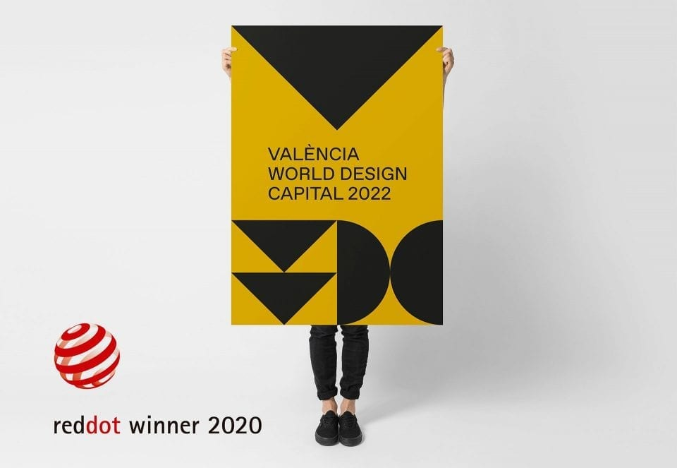 Two Red Dot Design Awards for our brand