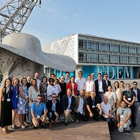 <p>Official visit to Valencia by the jury of the World Design Organization</p>