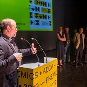 <p>Honorific award given by the ADCV to the Associaciò València Capital del Disseny.</p>