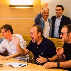 <p>Anunci oficial: València serà Capital Mundial del Disseny en 2022.</p>