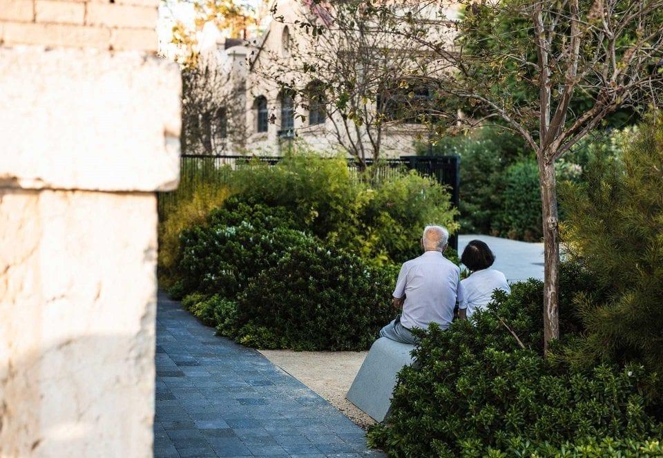 The Parc Central, a project that designs a friendlier city