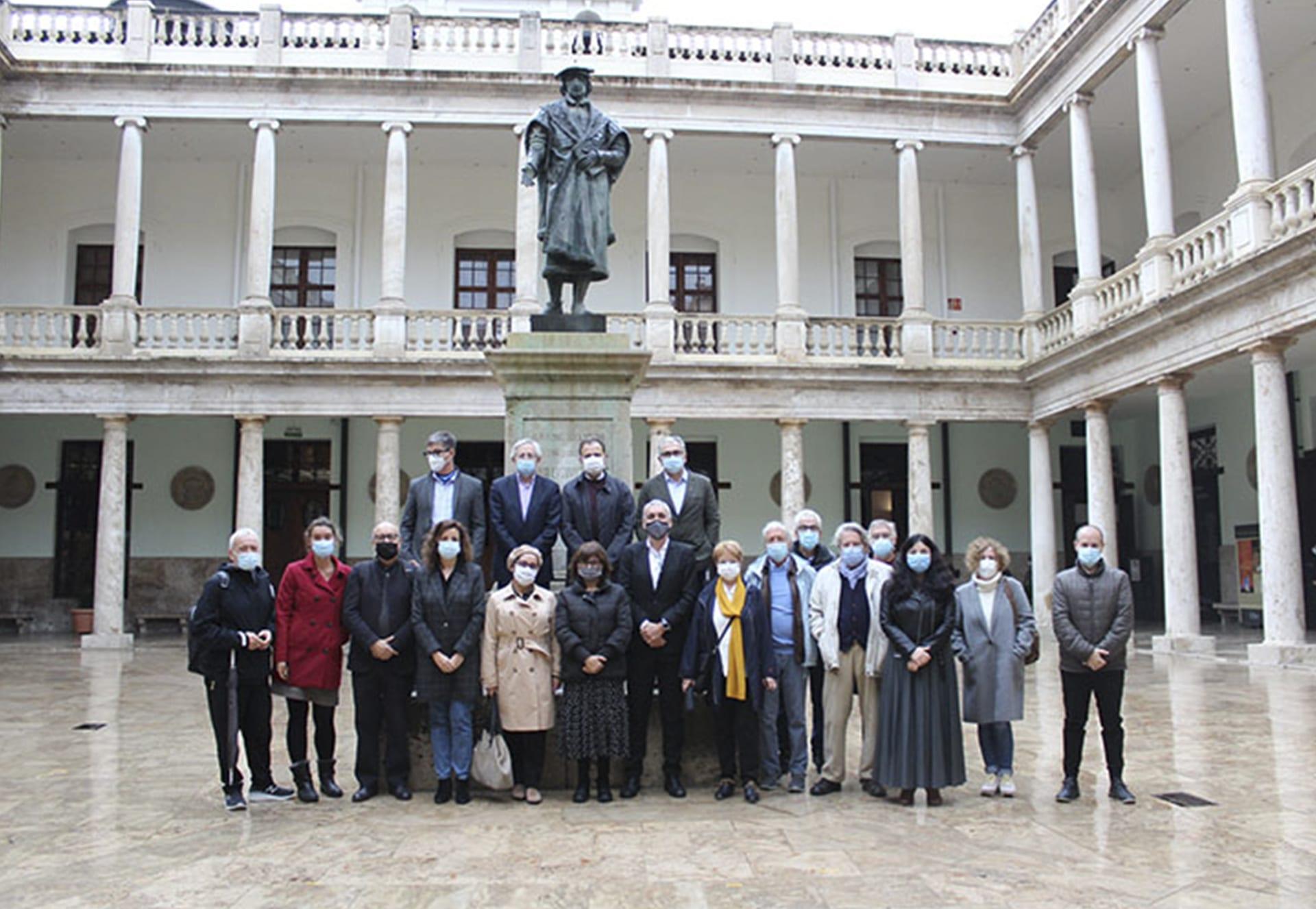 Comisión de seguimiento del Arxiu Valencià del Disseny