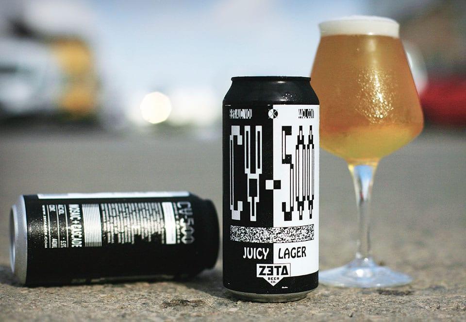 Ausias Pérez y Zeta Beer