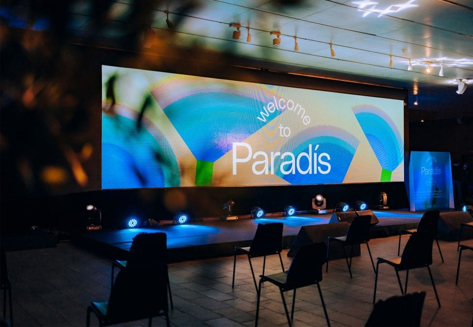 CONFERENCES: Paradís, festival of design and creativity by World Design Capital Valencia 2022