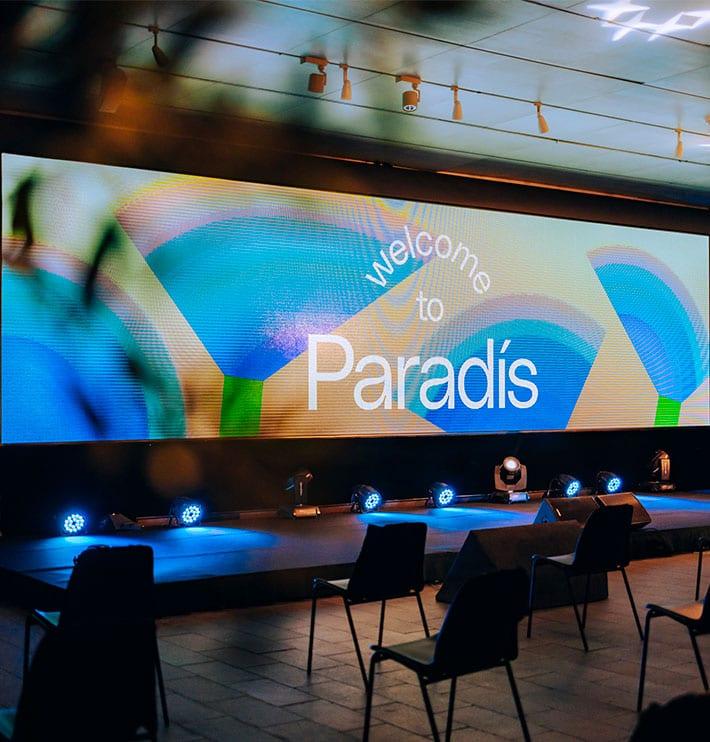 Així va ser Paradís: 1ª edició del festival de disseny i creativitat