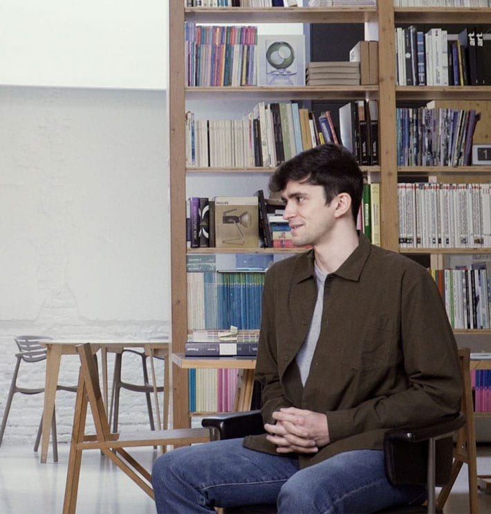 Masters & Beginners, conversations between generations of the design field