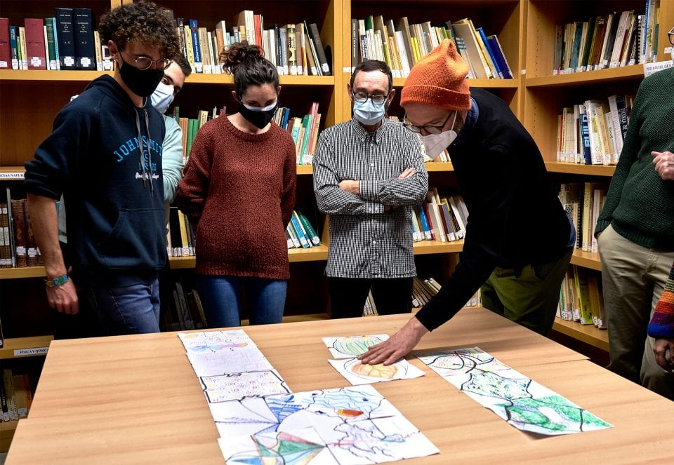 Design and art therapy: how design can be a professional and emotional outlet for people at risk of social exclusion