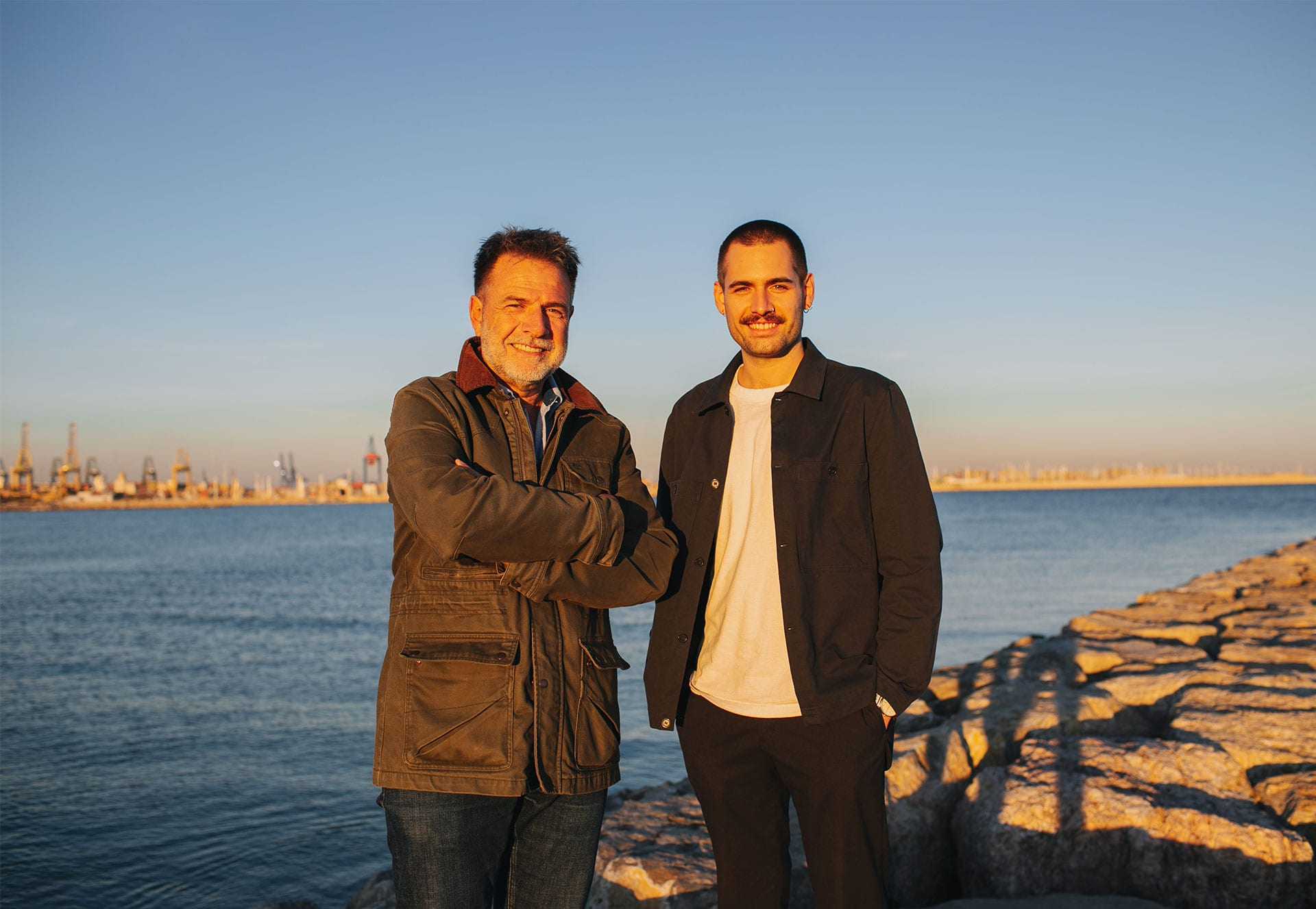Interview with Manolo Bañó (father) and Manu Bañó (son), specialists in social design