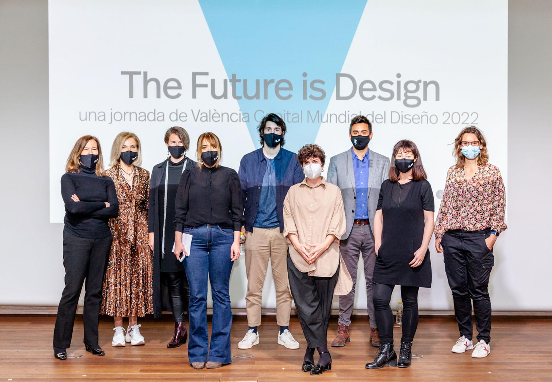 The Future is Design, una jornada para cerrar Madrid Design Festival 2021