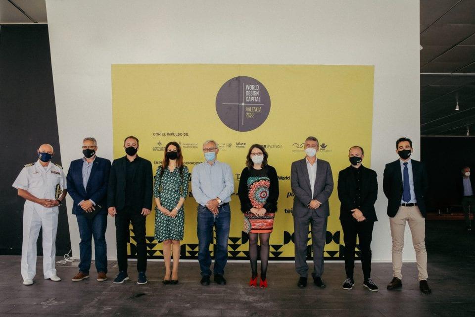 València Capital Mundial del Diseño 2022 presenta su programa de 2021 y las líneas maestras de 2022
