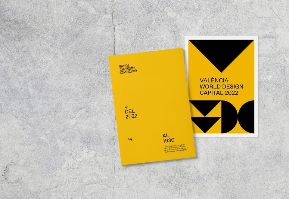 Colección «Iconos del diseño valenciano. Del 1930 al 2022»