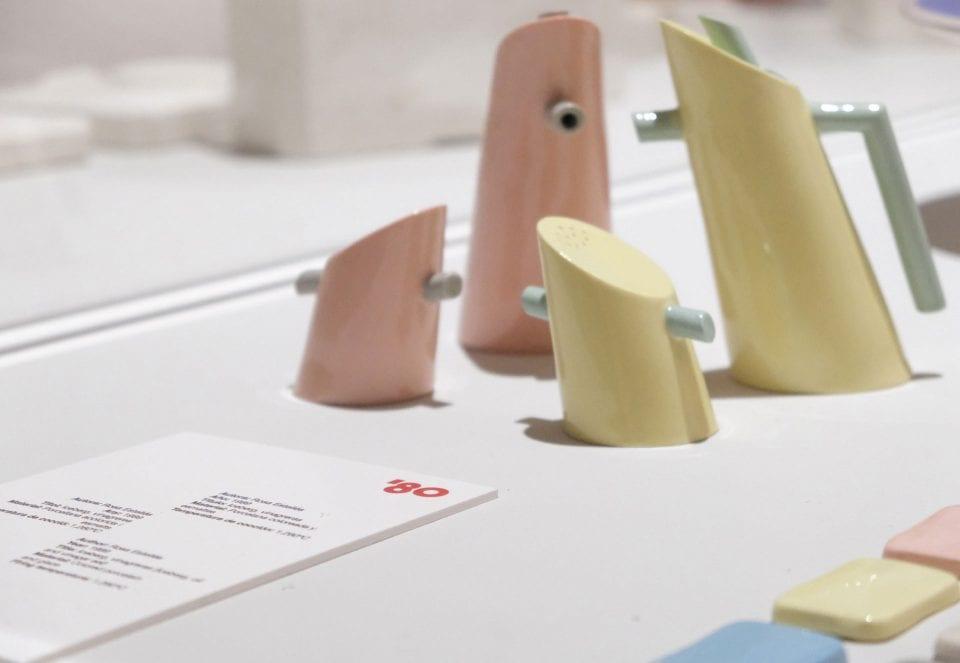 EXPOSICIÓ 40 anys de producte seriat a l'Escola d'Art i Superior de Ceràmica de Manises