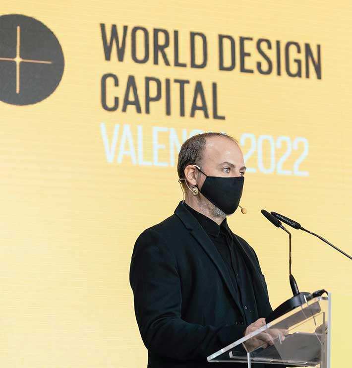 València Capital Mundial del Disseny 2022 presenta el seu programa de 2021 i les línies mestres de 2022