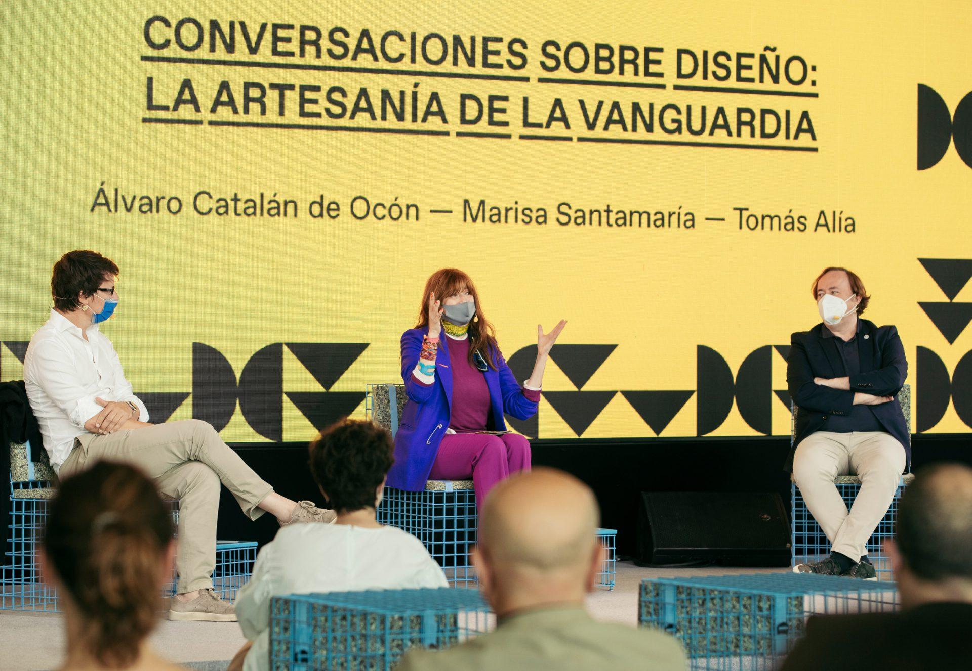 MESA REDONDA. La Artesanía de la Vanguardia