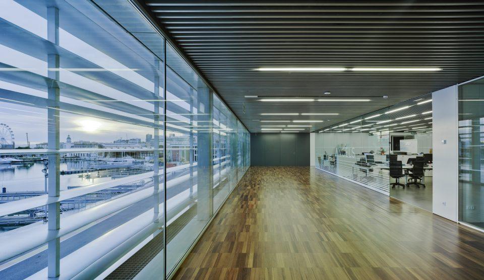 Les oficines del futur miren a la mar