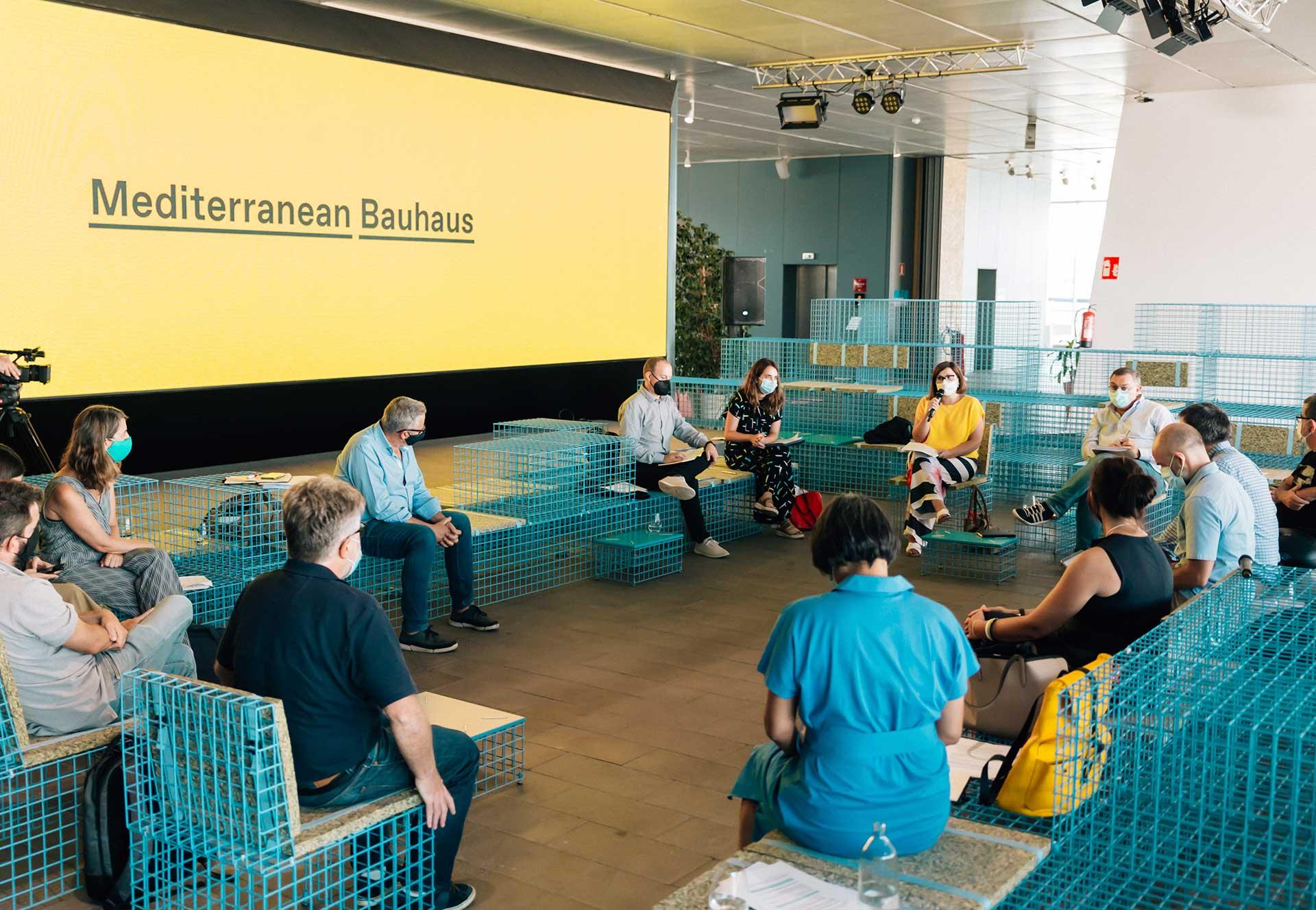 València trabaja en su proyecto para la New European Bauhaus